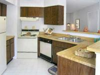 The Foxfire Apartments are located in a pleasant