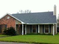 Single room for rent in Baton Rouge, LA. 3 Bedroom 2