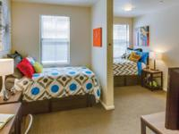 The room is apart of the UNM residency, it is 499.00