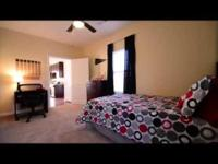 I have One of the biggest rooms out of the 4 bedrooms,