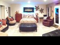 Charming and Fully Furnished Master Bedroom Suite in