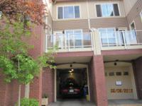 Furnished and well maintained newer town home Condo, on