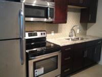 Newly renovated 2 BR 1 BA apt. with hardwood floors in
