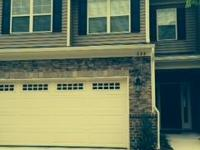 New Townhome in Cary/Morrisville area. Looking for one