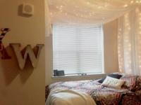 Great Varsity apartment available from May 21st to