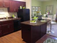 Brand New Construction, Modern Eat-In Kitchens with
