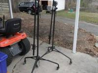 I have a pair of Samson Studiio Mic Stands in great