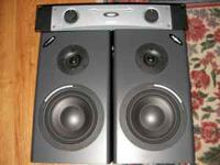 For sale is a pair of Alesis Monitor 1 mk2 studio