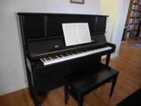 Make: Kawai Model: K-5 Year: 2003 Serial Number: