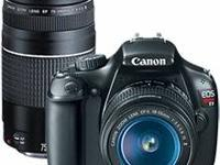 The Canon Rebel T3 Product Features:. EF-S 18-- 55mm