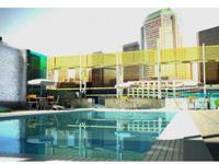 Rooftop Pool, Bar, Lounge with Billard Table, 24 Hour