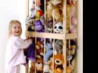 Do you have kids who have sentimental stuffed animals?