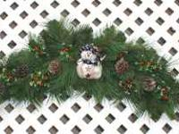 Brand new handmade Christmas wreaths from Wreaths By
