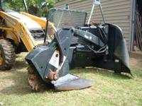 bobcat sg60 attachment in very good condition call at .