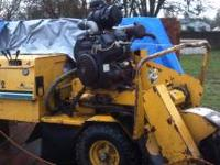 Clean low hrs. Vermeer 252 stump grinder with fresh oil