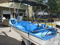 I am selling my 1991 16 foot flats boat. This is a