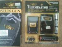 Brand new stun guns still in package, never used.