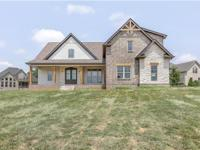 Impressive NEW Home with inviting Formal, Vaulted