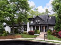 Stunning, custom built homenin the heart of Smyrna in