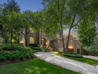 Stunning custom home on over half an acre, exquisitely