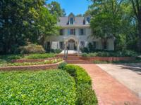 This stunning home in Historic Brookhaven sits on a