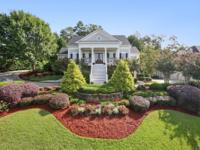 Stunning home in Peachtree City's most exclusive lake