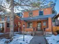 Stunning red-brick Denver Square with nearly $100,000