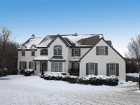 Lovely 4 BR, 3.5 BA single features 3 fireplaces,