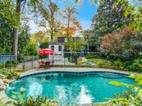 Stunning slice of paradise in Ansley Park with gorgeous