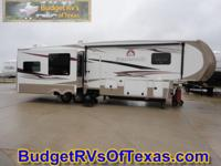 Check out this wonderful residential fifth wheel