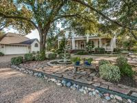 This stunning Texas Historic Landmark Home in located