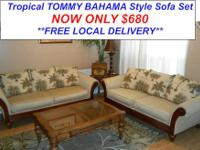 Contemporary Style Leather Furniture For Sale In