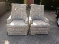 Attractive Vintage Armchair. $59 Each. Chabad Second