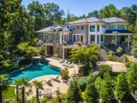 Stunning custom built contemporary home designed by Ken