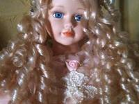 This doll is lovely! She comes from the Traditions Doll