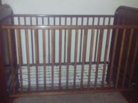 I have a sturdy 4 years old baby crib frame. I only