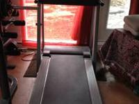 Treadmill by iFit (Image 10.2Qi) Good condition. I've