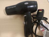 Excellent condition REVLON electric hair dryer. Can be