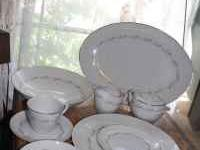Style House Fine China Leilani 12 piece dinner set