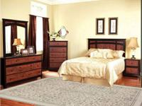 I'm offering this complete Queen-size 7 PC Bedroom Set!