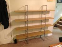 Ikea Shelving   Stylish shelf in good condition; Can