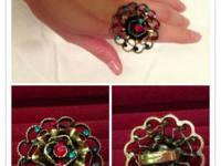 - Stylish Rings , Adjustable Size, Made From Thailand.