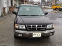 1999 subaru forester 233k new timing belt , waterpump ,