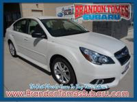 This 2014 Legacy 2.5i might be the one for you! It has