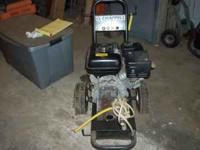 I have a ROBIN 13.5 HP SUBARU HEAVY DUTY PRESSURE