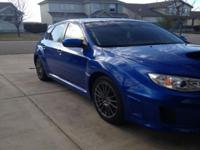 Very clean, low mileage 2014 hatchback. Last year for