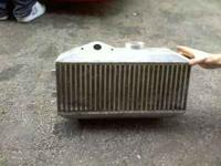 Up for Sale is a Top Mount intercooler for a 02+