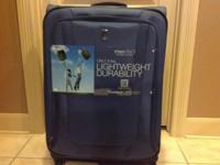 "TravelPro MaxLite 3 29"" blue suitcase-brand new. Larger"