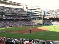 We have a great suite for the Minnesota Twins at Target