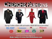 Cherche Fashions we are committed to quality and